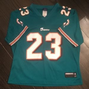 Women's M Dolphins Jersey